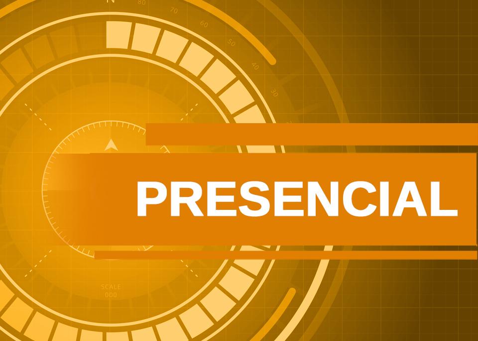 Presencial - 11 e 12/11/2019