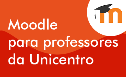 Moodle Básico - Professores UNICENTRO